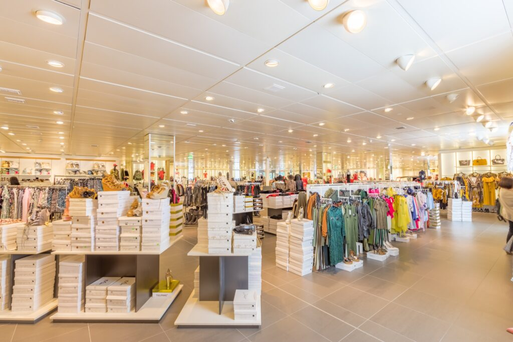 Department Store Customer Insights